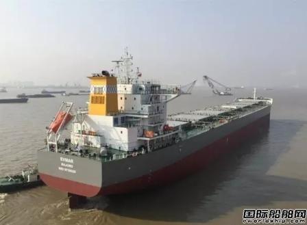 扬子江船业一船命名交付两船入坞搭载