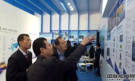 海兰信智慧海洋技术产品亮相中国海博会