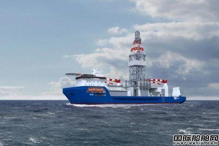 GustoMSC推出新型深水钻井船设计