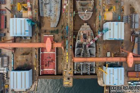 亚洲造船业在困境中挣扎求存