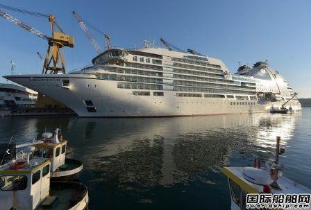 意大利首次跻身全球前三大造船国