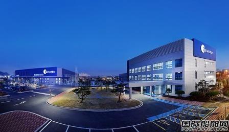 韩国TECHCROSS与龙山船厂签署合作协议