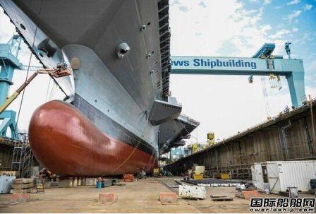 """订单排到2096年!""""美国国宝""""船厂揭秘"""