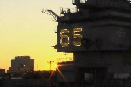 纽波特纽斯造船厂成立130周年宣传片