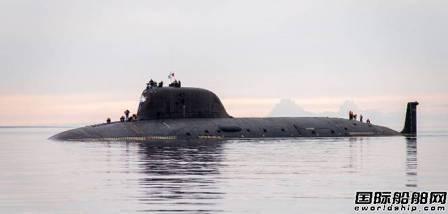 俄罗斯海军2艘潜艇将服役