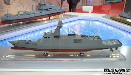 现代重工将为韩国海军建造新型护卫舰