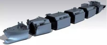BV利用3DEXPERIENCE校核船舶强度和稳性