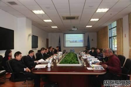 IMO亚洲海事技术合作中心落户上海海事大学