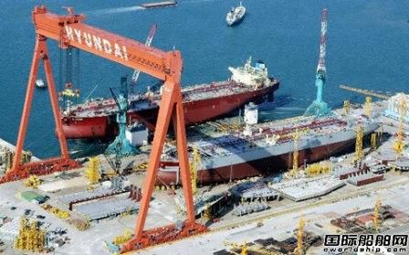 韩国政府:韩国三大船企肯定不会合并