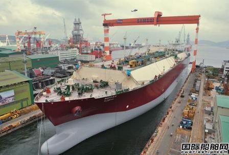 韩国造船业经历有史以来最糟糕的一年