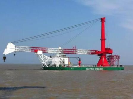 七O八所海上风电平台设计向系列化迈进