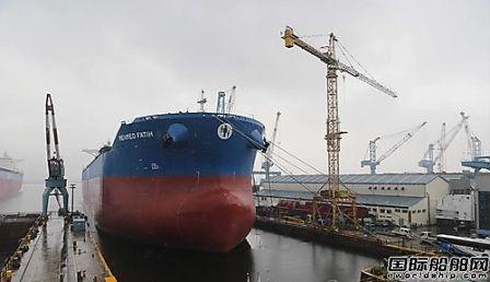 韩国造船业手持订单17年来首次不敌日本