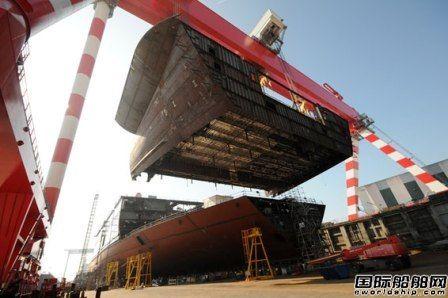 Fincantieri成为STX法国唯一竞标人