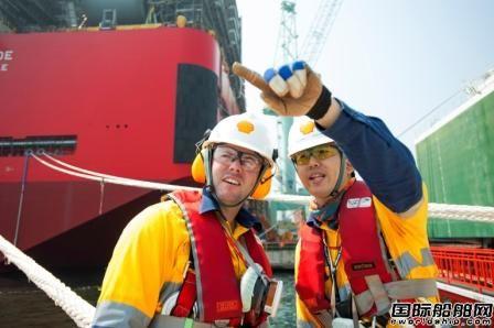 壳牌船舶扩大全球润滑油港口供应网络