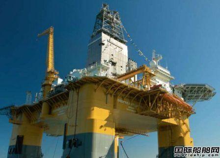 挪威国油一座半潜式钻井平台发生火灾