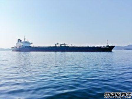 Navig8 Product接收广船国际一艘成品油船