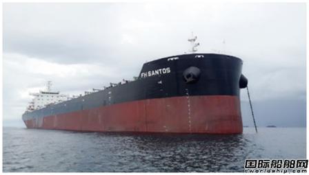金海销售完成一艘转售散货船交易