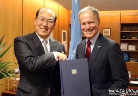 新西兰加入压载水管理公约