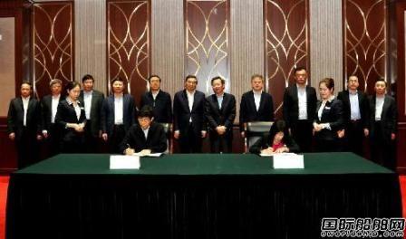 中远海运集团与国开行签署合作协议