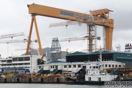 """继续裁员,韩国造船业今年""""寒流""""蔓延"""