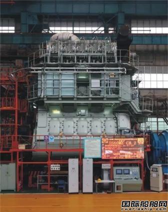 宜昌船柴2017年柴油机生产实现开门红