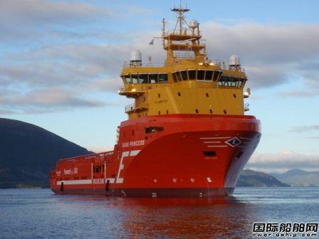 Eidesvik Offshore获2份海工船租约