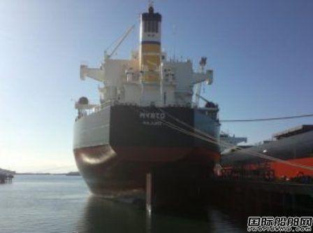 Diana Shipping获2艘散货船租约