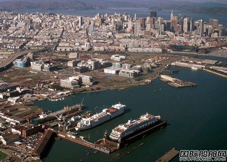 BAE Systems剥离旧金山船舶维修业务