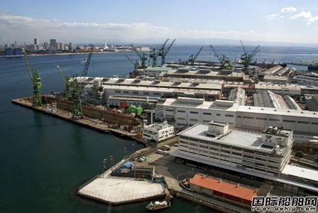 日本船企接单量降至24年来最低