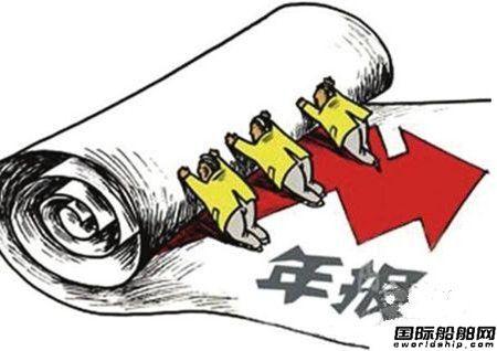 预亏25亿!中国船舶业绩披露
