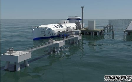Sener将披露LNG燃料加注船新设计