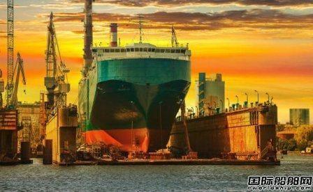 1月份韩国船企接单量重回全球第一