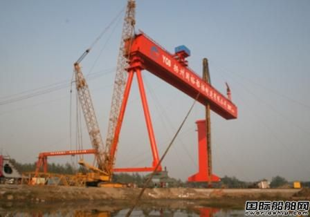 美媒唱衰中国造船业称政府只保国企