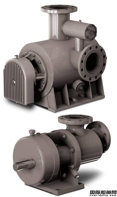 Blackmer公司推出S系列双螺杆泵
