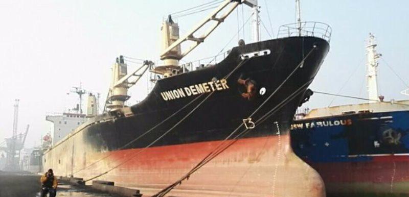 中国船舶缘何在海外被扣?