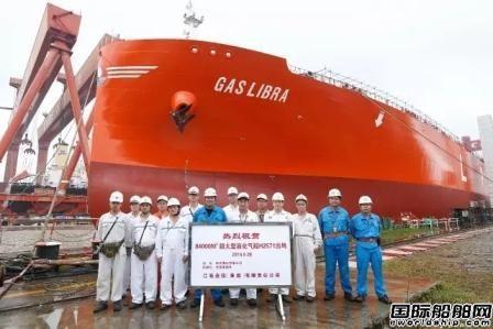 中国造船业蚕食高附加值船舶市场