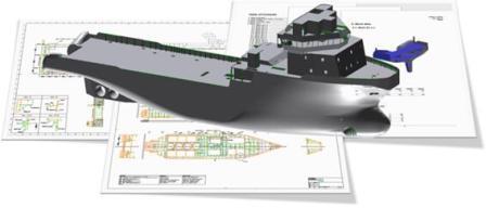 3D船舶设计来了!NAPA联手现代重工