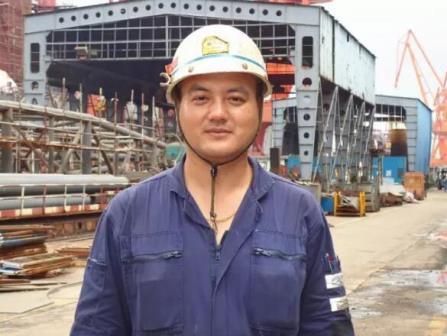 林一星:与时代同行的船舶机电修理大工匠