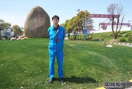 陈兵:领军江南造船刷新船型开发纪录