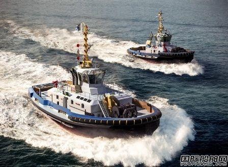 达门造船获2艘定制拖船订单