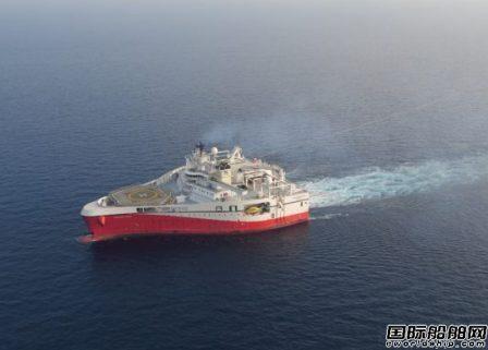 瓦锡兰成为PGS地震船船队优先服务供应商