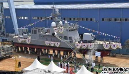 Marine Jet Power接获韩国海军喷水推进器订单