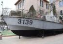 军博馆组织修缮原芜湖造船厂3139艇