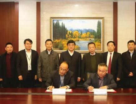七一一所与中国船级社签署新一轮战略合作协议