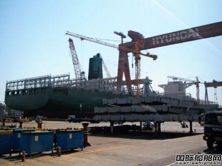 造船业衰退导致韩国政策银行坏账大增