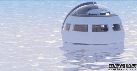 日本度假胜地推出海上漂浮酒店