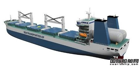 Algoship双燃料散货船设计获ABS批复