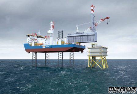 GustoMSC推出新型自升式钻井平台设计
