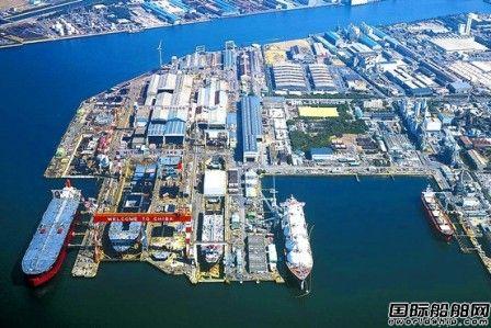 日本造船业稳坐全球第二