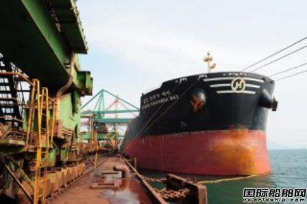 韩进海运售出5艘散货船